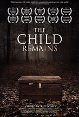 The Child Remains Large Poster