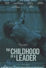 The Childhood of a Leader Movie Poster