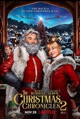The Christmas Chronicles 2 (Netflix) Affiche de film