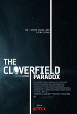 The Cloverfield Paradox Affiche de film