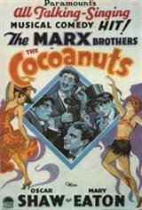 The Cocoanuts Movie Poster