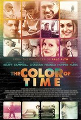 The Color of Time Movie Poster Movie Poster
