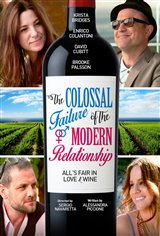 The Colossal Failure of the Modern Relationship Movie Poster