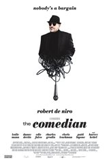 The Comedian Affiche de film