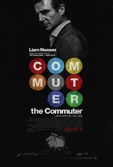 The Commuter: The IMAX 2D Experience Movie Poster