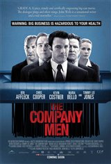 The Company Men Movie Poster Movie Poster
