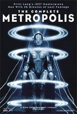 The Complete Metropolis Movie Poster