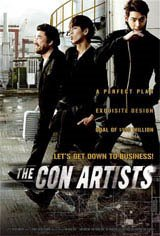 The Con Artists Movie Poster