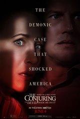 The Conjuring: The Devil Made Me Do It Affiche de film