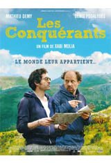 The Conquerors Movie Poster