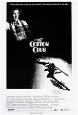 The Cotton Club Movie Poster