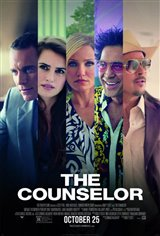 The Counselor Movie Poster Movie Poster