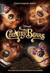 The Country Bears Movie Poster Movie Poster
