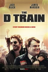 The D Train Movie Poster Movie Poster