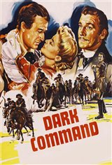 The Dark Command Movie Poster