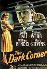The Dark Corner Movie Poster