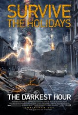 The Darkest Hour 3D Movie Poster