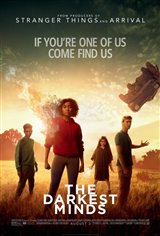 The Darkest Minds Affiche de film