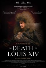 The Death of Louis XIV Movie Poster