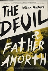 The Devil and Father Amorth Large Poster