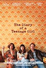 The Diary of a Teenage Girl (v.o.a.) Affiche de film