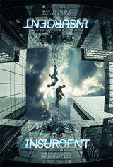 The Divergent Series: Insurgent 3D Movie Poster