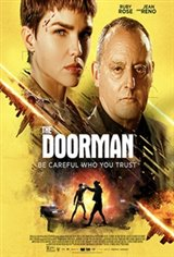 The Doorman Large Poster