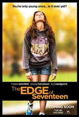 The Edge of Seventeen Movie Poster Movie Poster