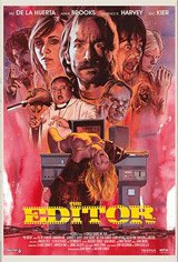 The Editor Movie Poster