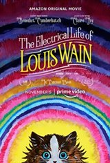 The Electrical Life of Louis Wain Movie Poster