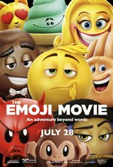 The Emoji Movie Affiche de film