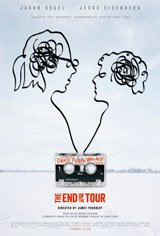 The End of the Tour (v.o.a.) Affiche de film