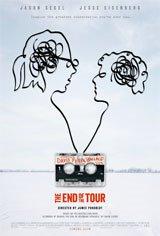 The End of the Tour (v.o.a.) Affiche de film