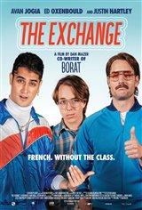The Exchange Affiche de film