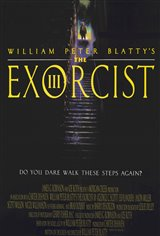 The Exorcist III Movie Poster