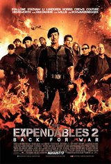 The Expendables 2 Movie Poster Movie Poster