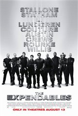 The Expendables Movie Poster Movie Poster