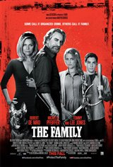 The Family (2013) Movie Poster Movie Poster