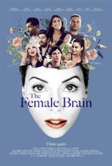 The Female Brain Large Poster