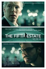 The Fifth Estate Movie Poster