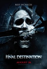 The Final Destination 3D Movie Poster