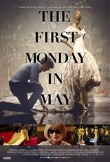 The First Monday in May (v.o.a.) Affiche de film