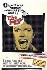 The Fly (1958) Movie Poster