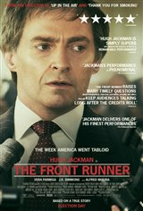 The Front Runner (Toronto, Vancouver) Poster