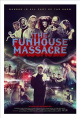 The Funhouse Massacre Movie Poster Movie Poster