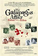 The Galápagos Affair: Satan Came to Eden Large Poster