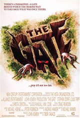 The Gate Movie Poster