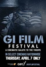 The GI Film Festival Cinematic Salute Movie Poster
