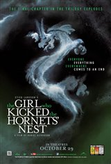 The Girl Who Kicked The Hornets' Nest Movie Poster Movie Poster