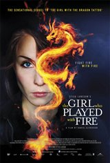 The Girl Who Played With Fire Movie Poster Movie Poster